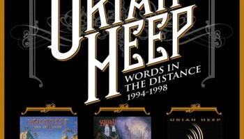 Uriah Heep S Fifty Years In Rock Released On 30th October 2020 On Bmg All About The Rock