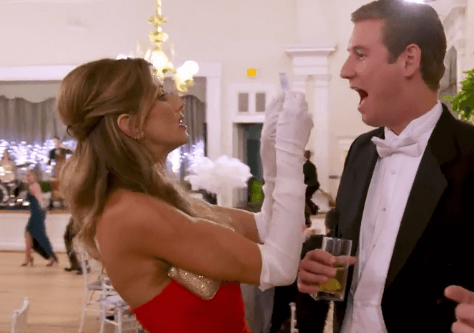 Austen Kroll and Ashley Jacobs - Southern Charm