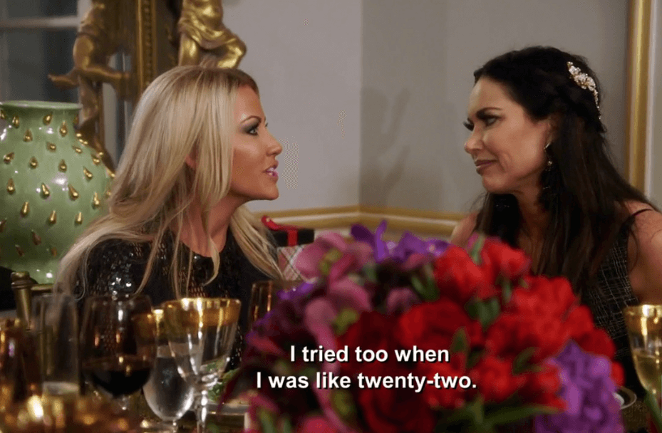 Stephanie Hollman and LeeAnne Locken - Real Housewives of Dallas