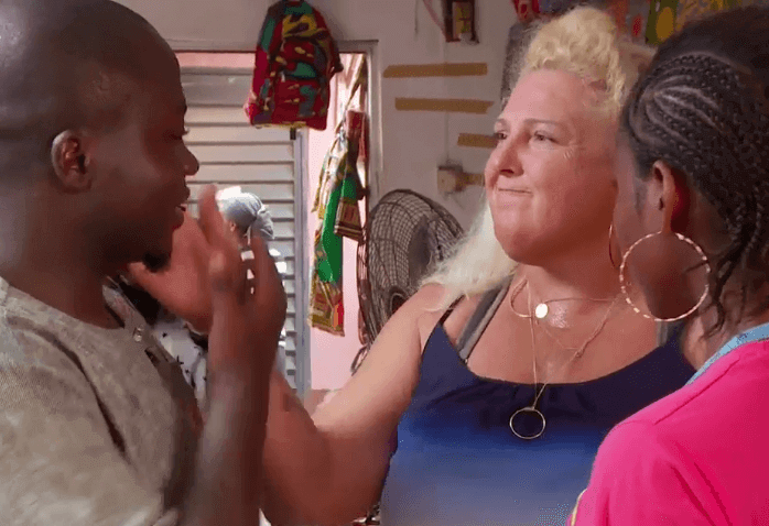 Angela and Scottie Deem - 90 Day Fiance: Before the 90 Days