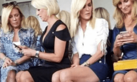 Ramona Singer, Dorinda Medley, Tinsley Mortimer and Sonja Morgan - RHONY