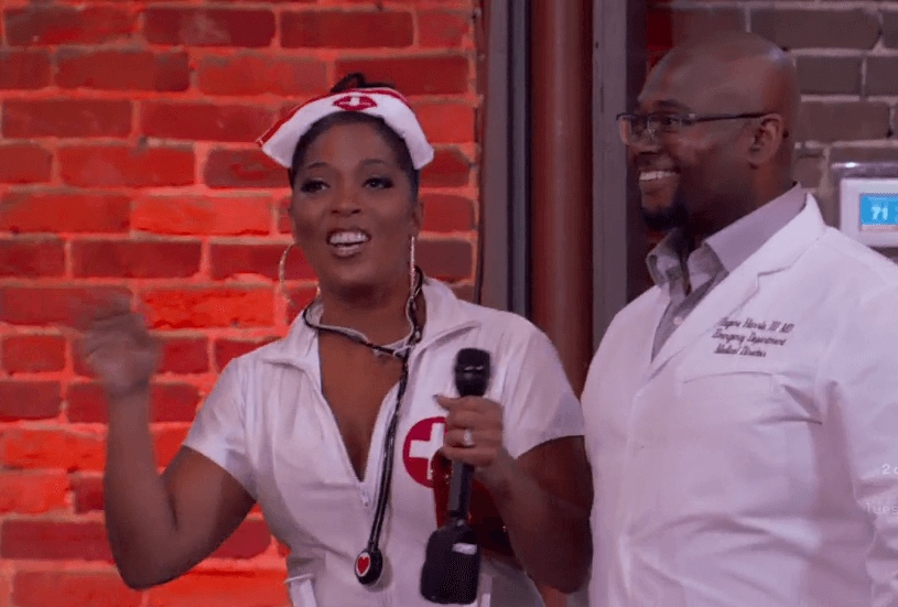 Toya Bush-Harris and Dr. K - Married to Medicine