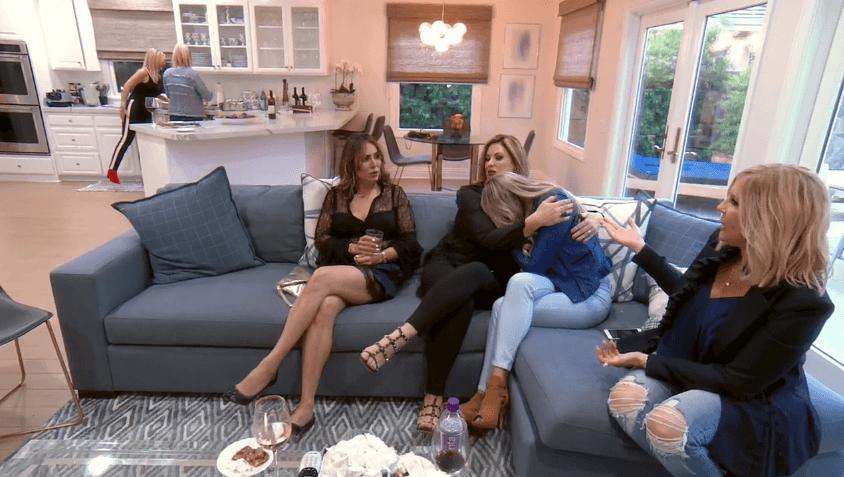 Kelly Dodd, Emily Simpson, Gina Kirschenheiter - RHOC