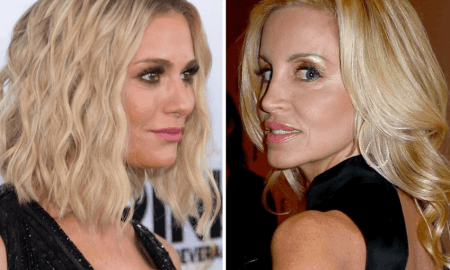 Camille Grammer and Dorit Kemsley