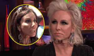 Margaret Josephs and Danielle Staub