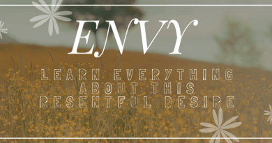 ENVY : Learn Everything about this Resentful Desire