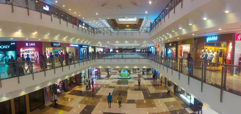 Top 7 Elegant Places in India For Shopaholics chennai-tamil-nadu