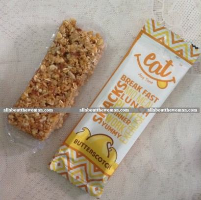 EAT ANY TIME - The healthy snacks on the Go