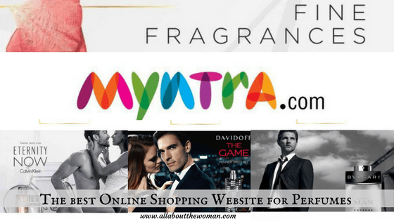 The best Online Shopping Website for Perfumes Myntra.com