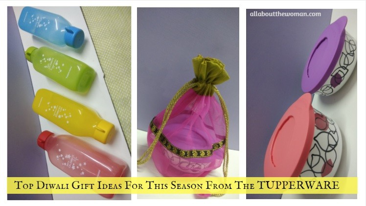 Top Diwali Gift Ideas For This Season From The TUPPERWARE