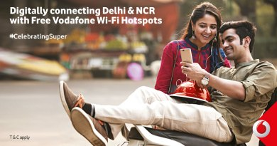 Vodafone Super Initiatives to make Delhi into a better city