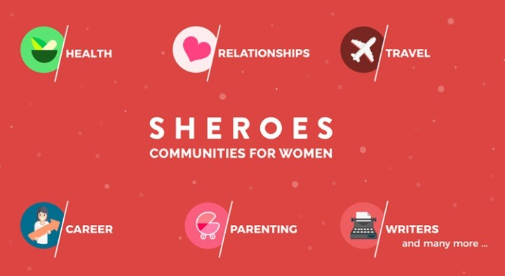 Why Should Women Join Online Health Communities Like SHEROES?