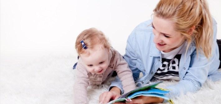 How to stimulate baby brain development