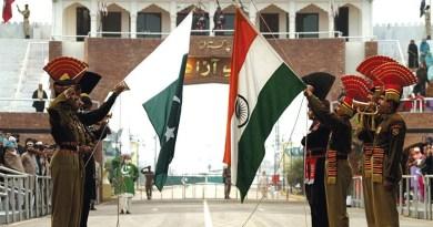 A Blind date to witness the Patriotic fervor