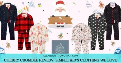 Cherry Crumble Review: Simple Kid's Clothing We LOVE