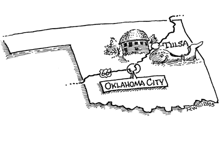 Places to visit in Oklahoma
