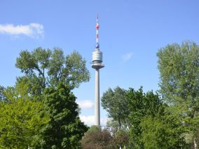 Danube Tower- Donauturm