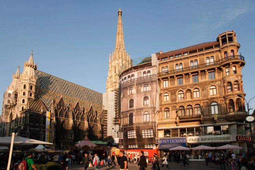 Stephansplatz - St. Stephen Cathedral