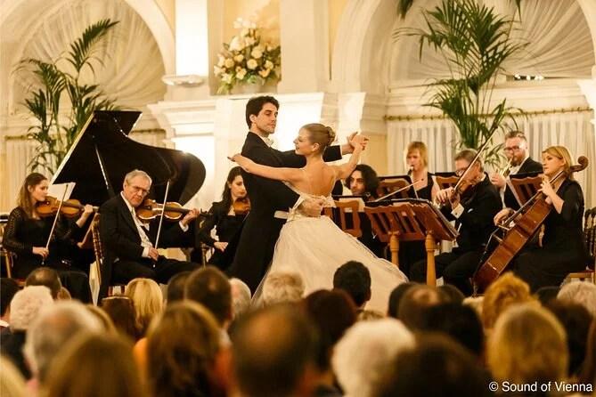 Kursalon Vienna Johann Strauss and Mozart Concert
