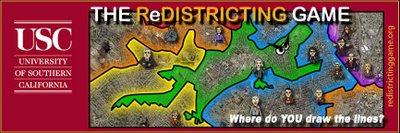 Redistricting Game