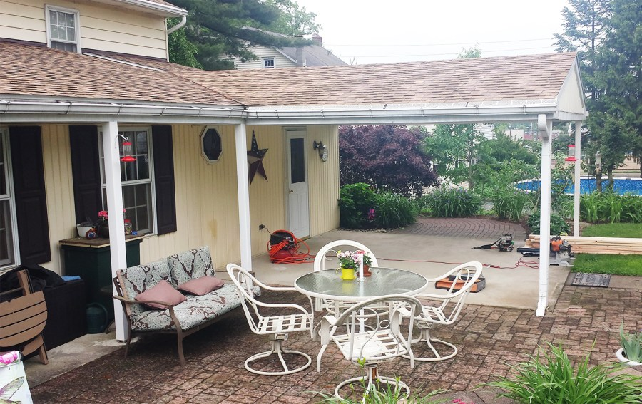 patio room installer, lehigh valley, pa