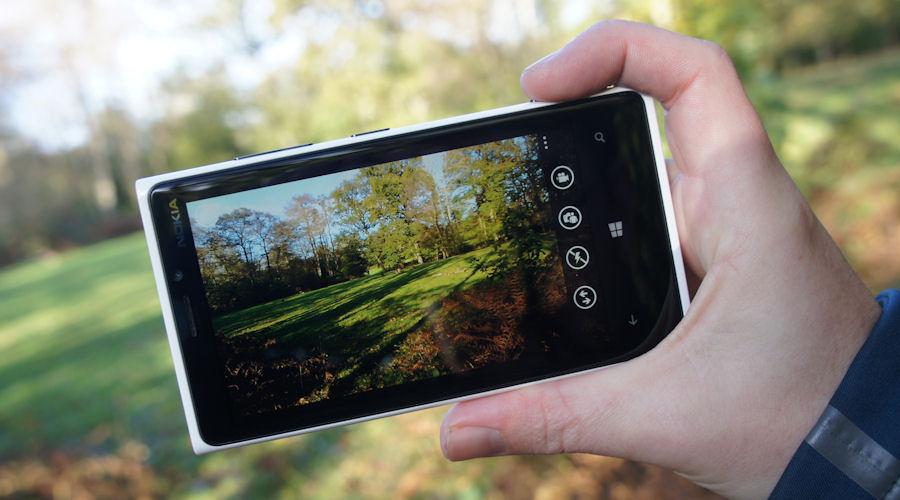 Lumia camera