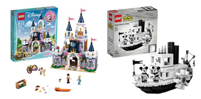 Lego set shopping