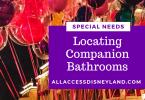 family companion bathrooms