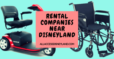 Wheelchair rental company