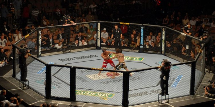 The usual 30-foot octagon. photo courtesy: flickr. copyright free