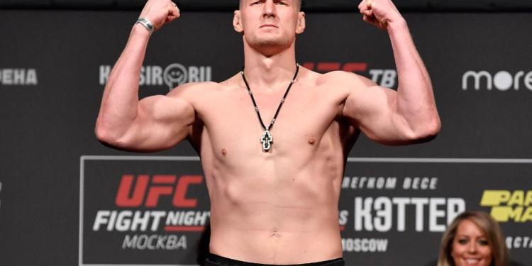 volkov on the scale