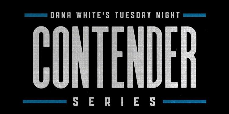 Dana Whites Contender Series