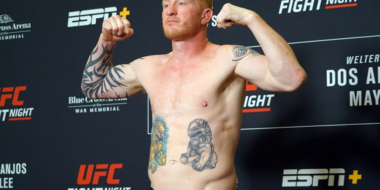 Photo via: Matt Erickson/MMA Junkie