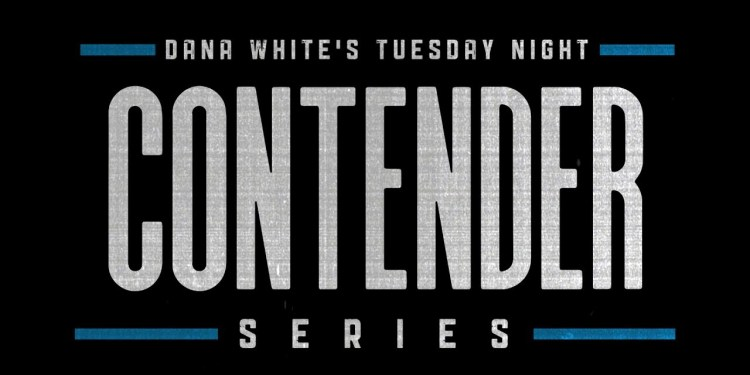 Dana White Contender Series Logo