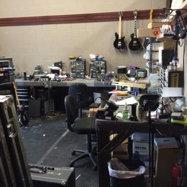 Dave Friedman's Work Tech Area