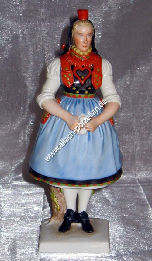 53 Hessian female peasant, painted <> ESC key closes zoom preview!