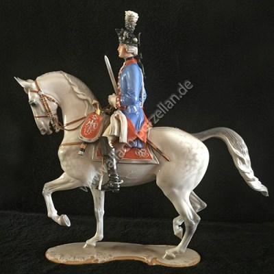 #97 Dragoon Officer, painted - View from right