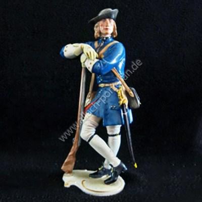 138 Musketier, farbig