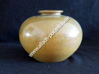 503 Ton-Vase, farbige Glasur