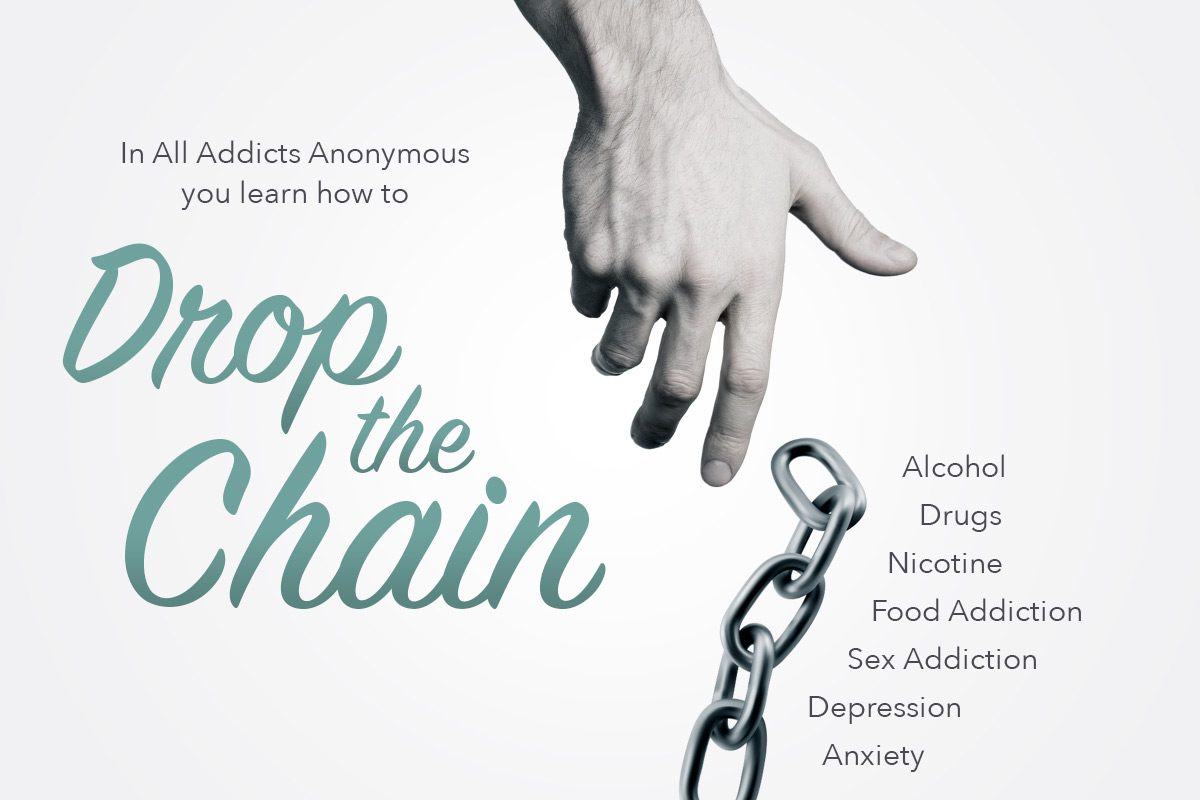 Drop the Chain of Addiction
