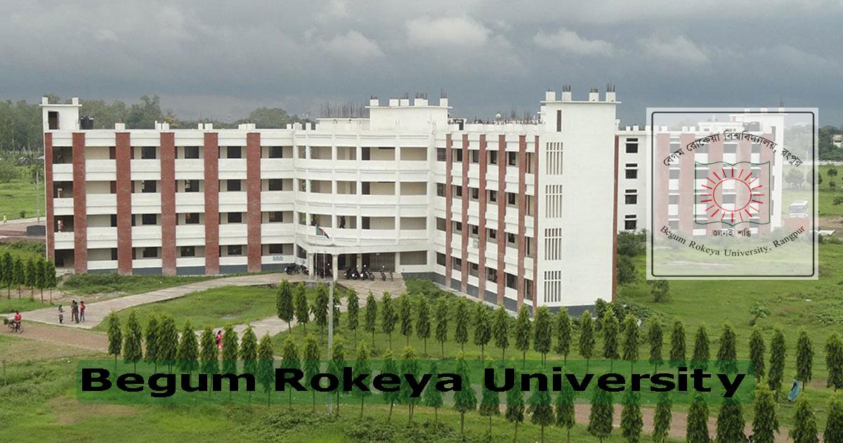 Begum Rokeya University