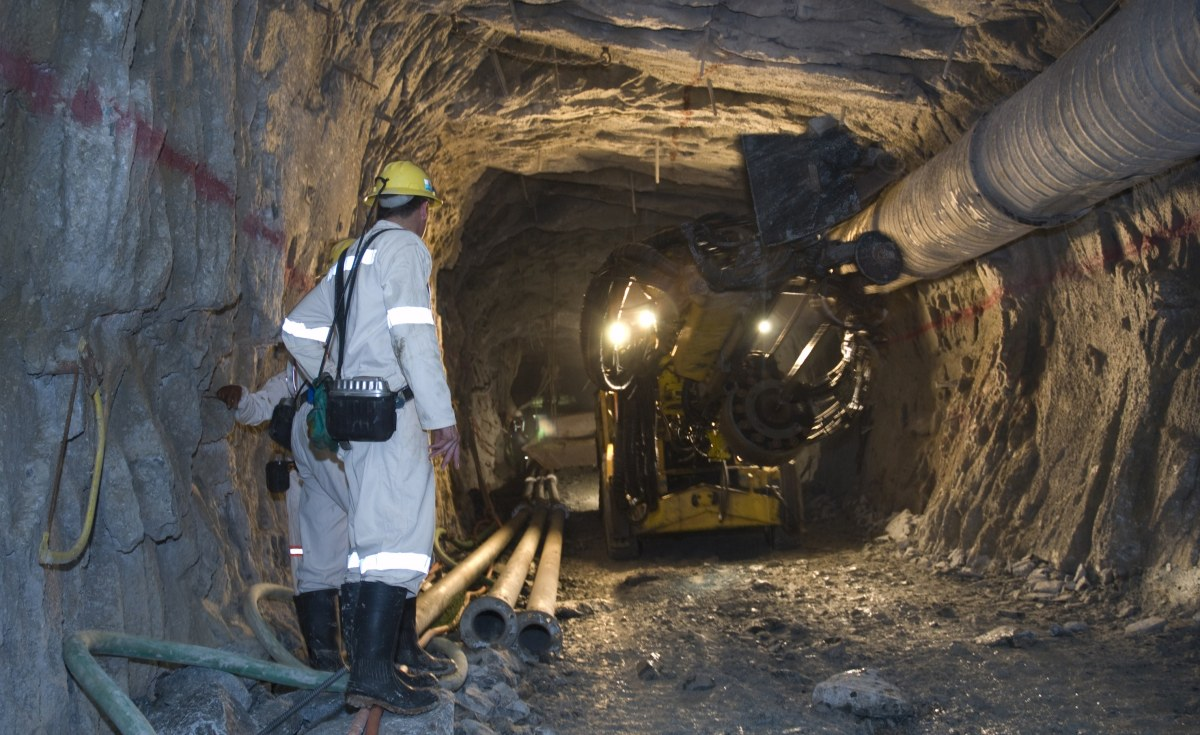 S African Mining Union Taken to Court Over Strike