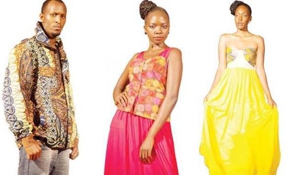 Types African Clothes