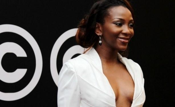 Naijauncut Freakness  Genevieve Nnaji Sexy And Seductive Pics-2583