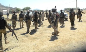 Image result for Adamawa tightens Security in border towns