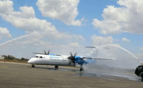 Résultats de recherche d'images pour «Tanzania 'Bombardier Q400' Lands»