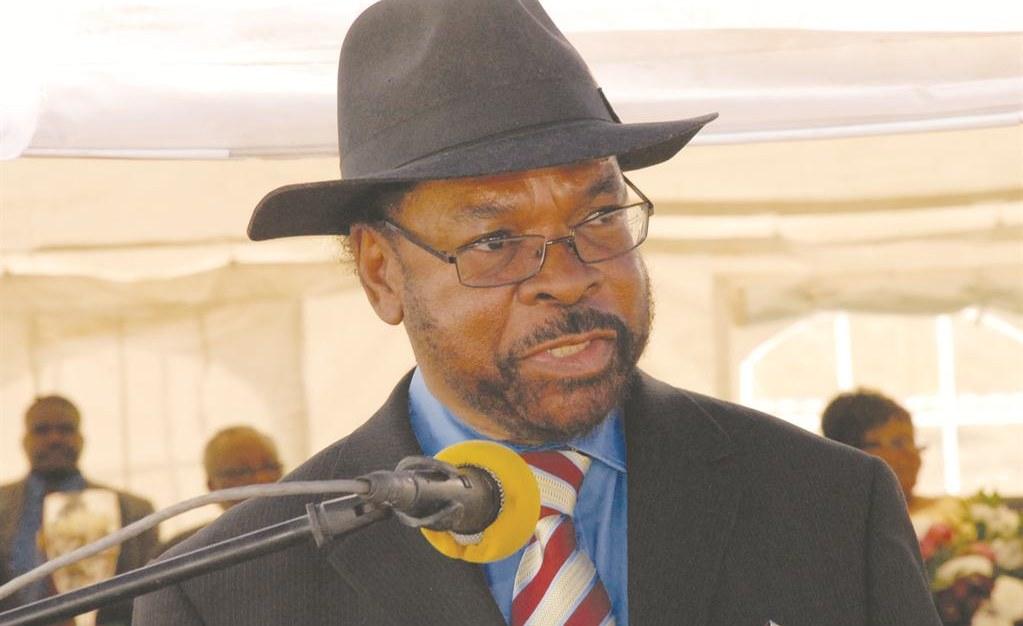 Veteran Namibian Leader Hamutenya Receives Heros Burial
