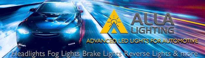 LED Interior Lights Upgrade for Cars Trucks SUVs Vans Boats at ALLALighting.com
