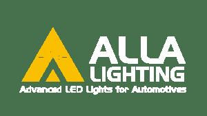 ALLA Lighting LOGO Advanced LED Headlight Fog Lights for Automotive Car Truck