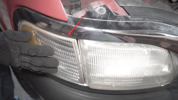 2003 Ford F-150 LED Headlights Bulbs 9007 Conversion Kits Side Marker Light Assembly